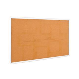 """60""""w x 36""""h Aluminum Wall Bulletin Board MIS012277"""