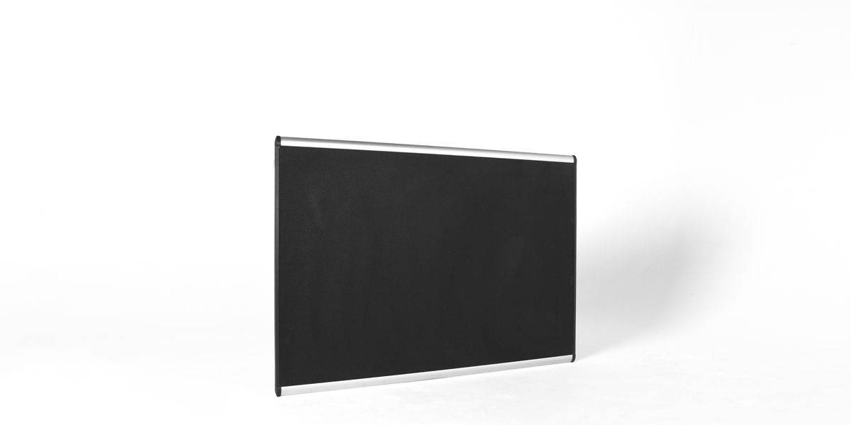 """71""""w x 48""""h Aluminum Wall Bulletin Board MIS012691"""