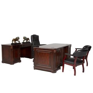 Desks + Credenzas