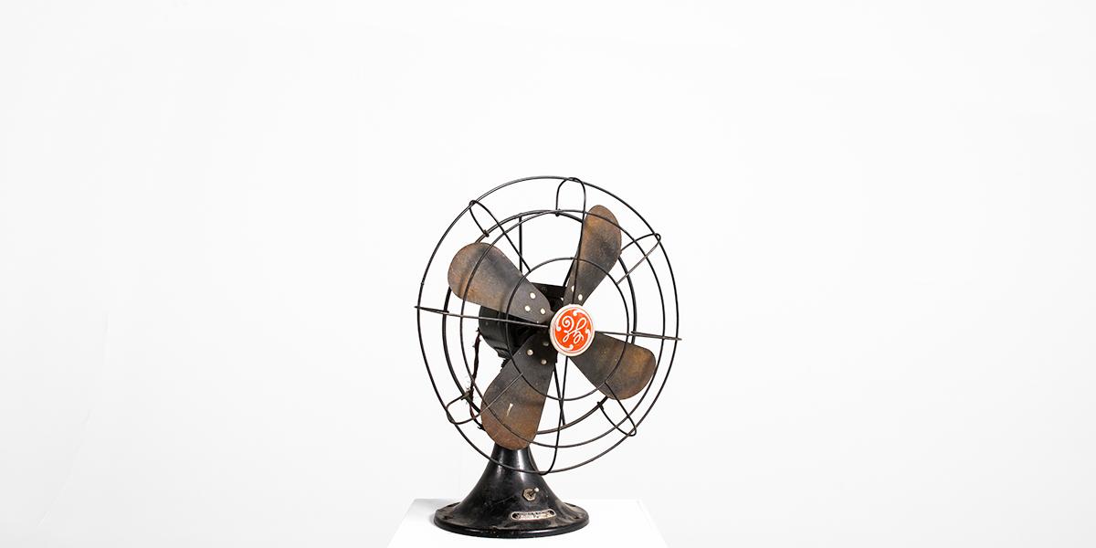 """16""""h Black Fan ACC000575"""