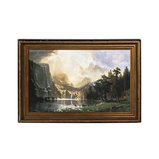 "43""w x 30""h Landscape Art ART001934"