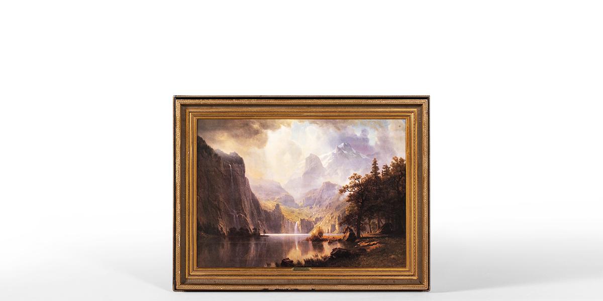"43""w x 30""h Landscape Art ART001946"