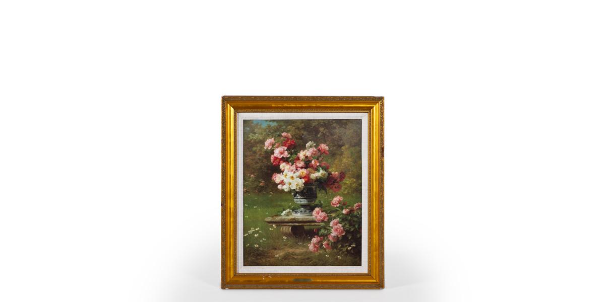 "25""w x 30""h Floral Art ART007777"