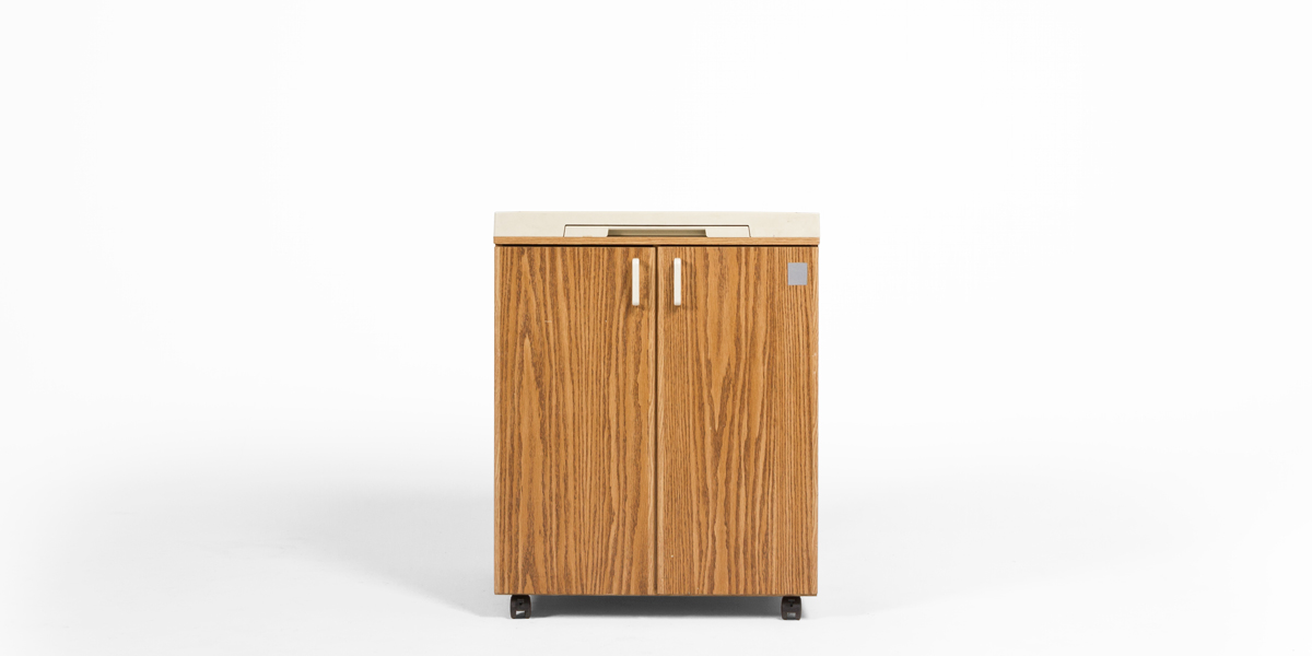 "28.25""w x 21.5""d Cabinet Medium Oak CAB005765"