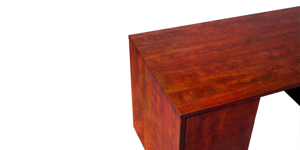 60''w x 30''d Cherry Laminate Desk DSK009538
