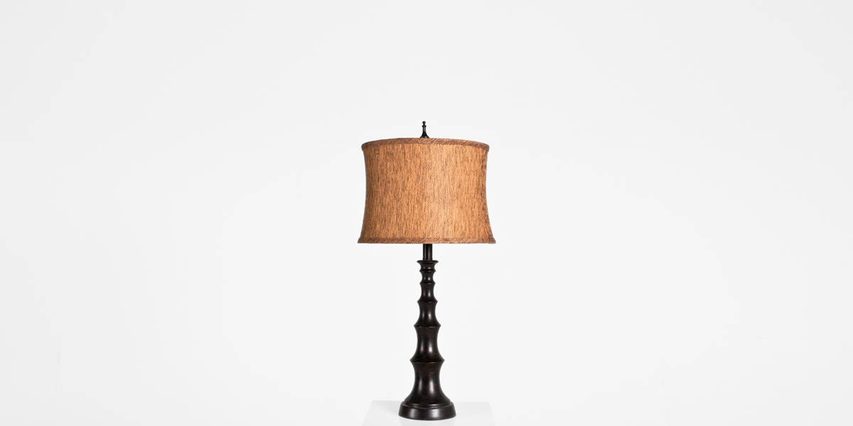 "28""h Brushed Bronze Table Lamp LGT011308"