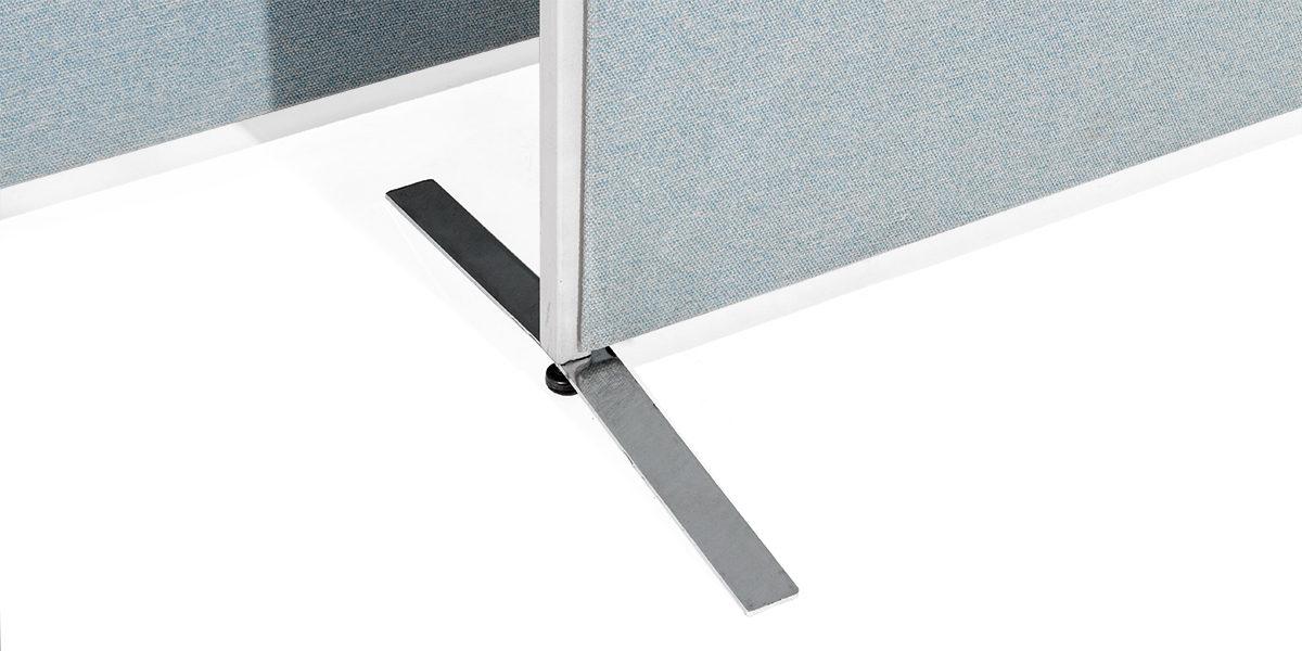 "48""w x 72""h Light Grey Panel PAN012075"