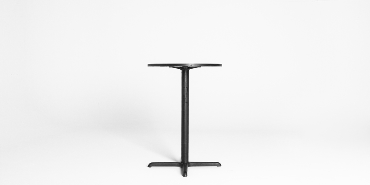 "30""dia Black Table Top TBL006935"