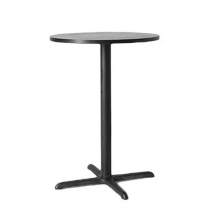 "30""dia Black Table Top TBL006935"