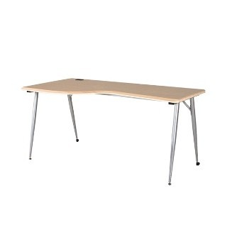 "64.5""w x 31""d Maple Work Station TBL012264"