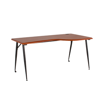 "64.5""w x 31""d Cherry Work Table TBL012923"
