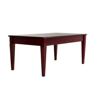 "47""w x 27""d Mahogany Coffee Table TBL013172"