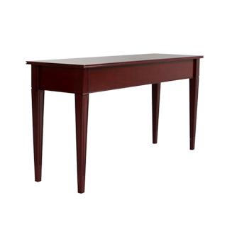 "59""w x 17.5""d Mahogany Console Table TBL013173"