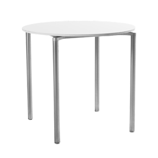 "33""dia White Round Table TBR005429"