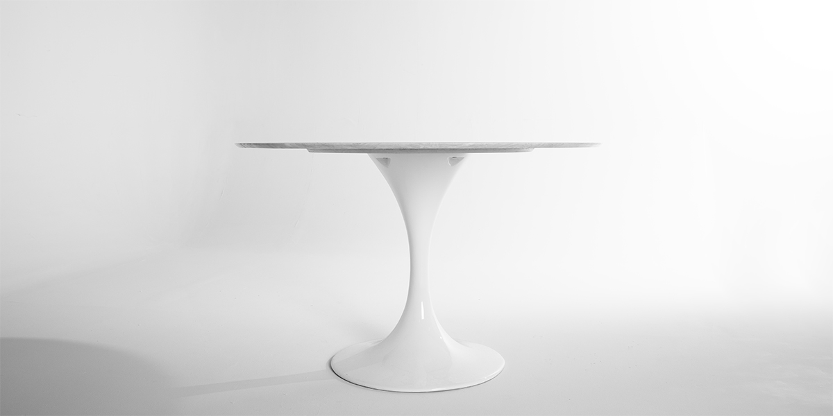 "47.25""dia Saarinen Round Table TBR013165"