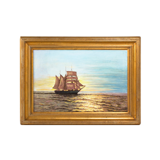 "45.5""w x 33.75""h Nautical Art ART005608"