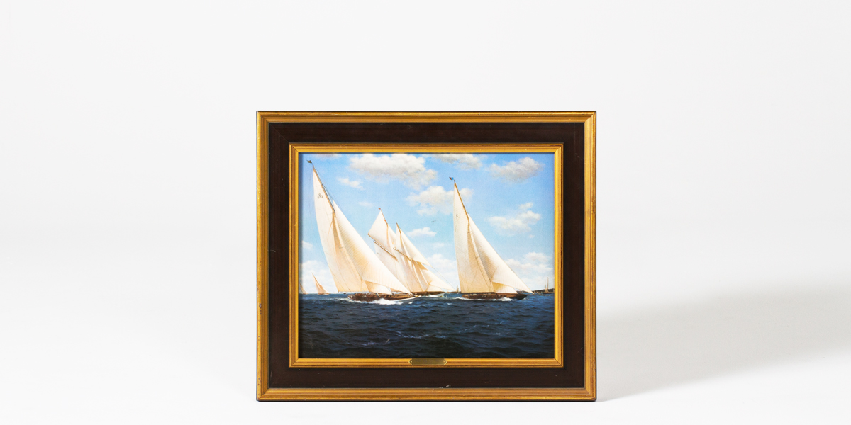 "27""w x 23.25""h Nautical Art ART009546"