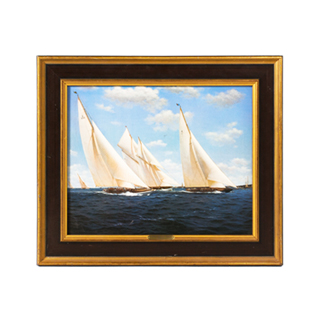 "27""w x 23.25""h Nautical Art ART009546"