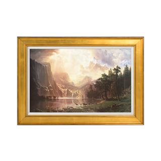 "44""w x 31""h Landscape Art ART011473"