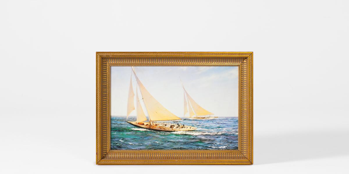 "36""w x 26.25""h Nautical Art ART011543"