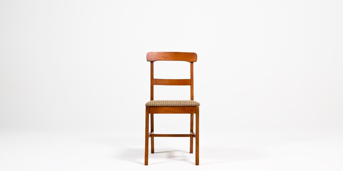 Medium Oak Side Chair CHR013305