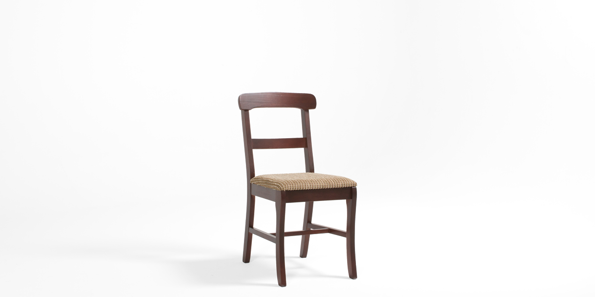 Dark Mahogany Side Chair CHR013315