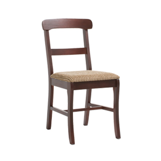 Dark Mahogany Side Chair CHR013315