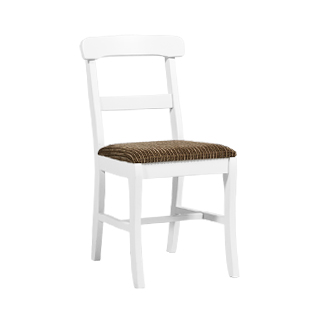 White Side Chair CHR013352