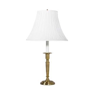 "29.5""h Brass Table Lamp LGT011092"