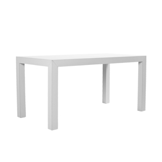 "60""w x 30""d Matte Light Grey Laminate Table Desk TBL013239"