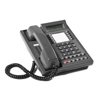 """7""""w x 9""""d Dark Grey Telephone ACC000490"""