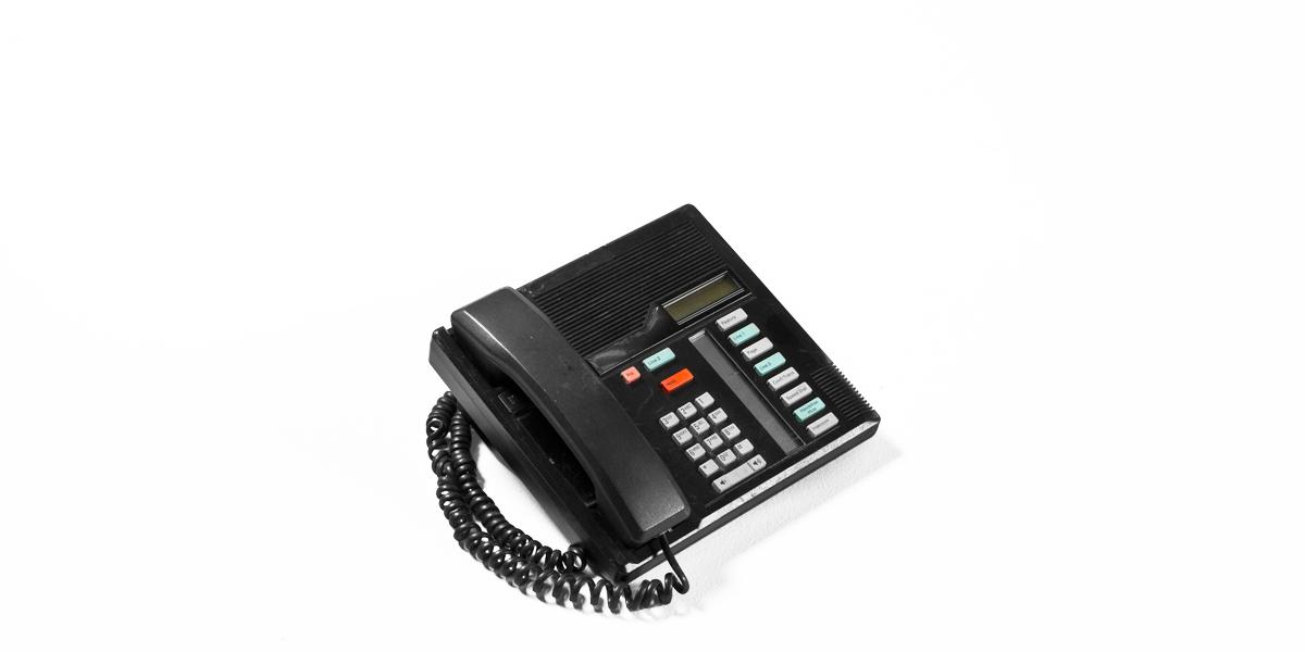 Black Telephone ACC000491