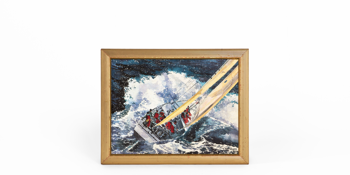 "31""w x 24""h Nautical Art ART002461"