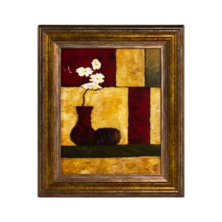 "23""w x 27""h Floral Art ART008060"