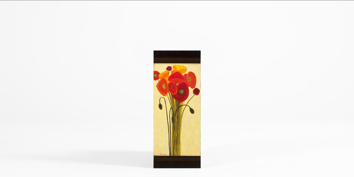 "12""w x 30""h Floral Art ART010881"