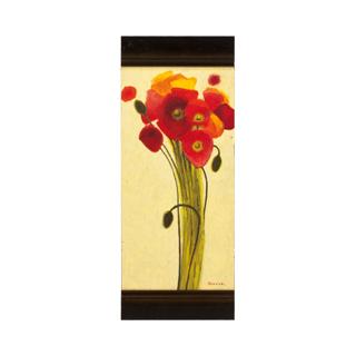 "12""w x 30""h Floral Art ART010882"