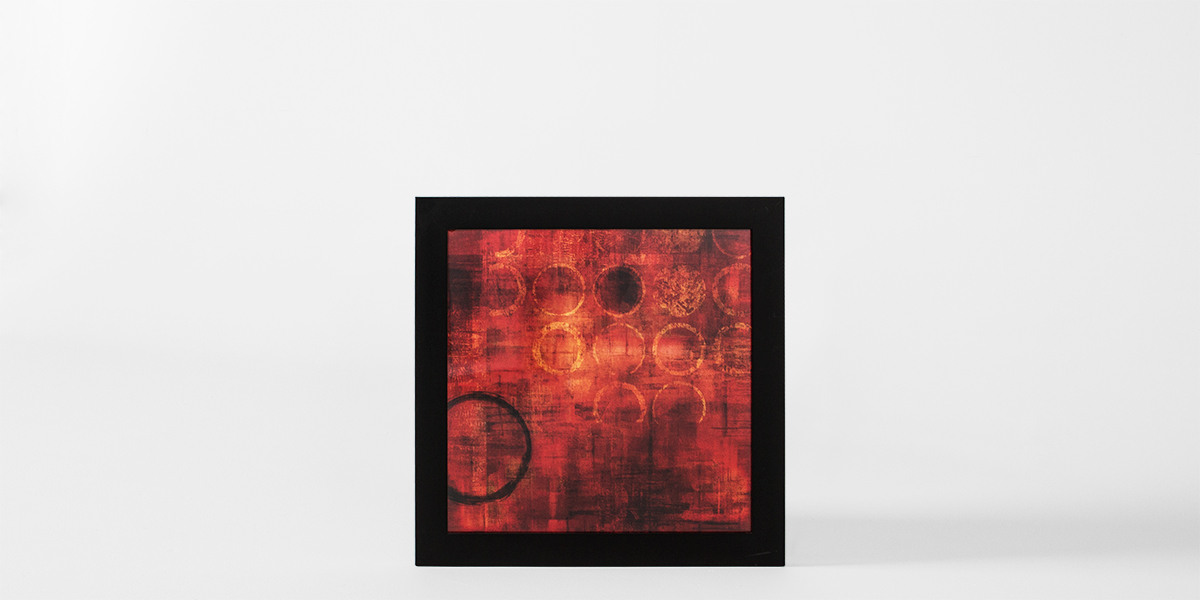"""33""""w x 33""""h Abstract Art ART011370"""