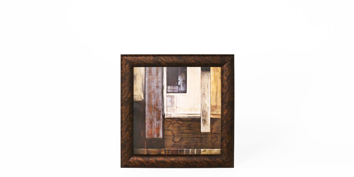 """34.75""""w x 34.75""""h Abstract Art ART011511"""