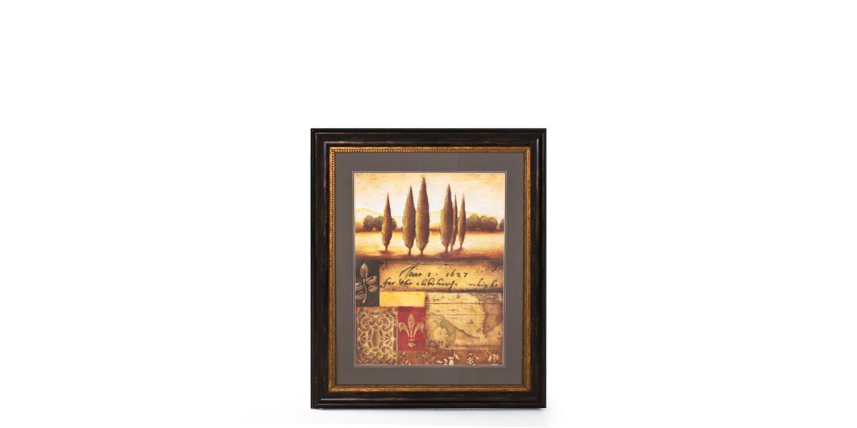 "33.5""w x 39""h Landscape Art ART011917"