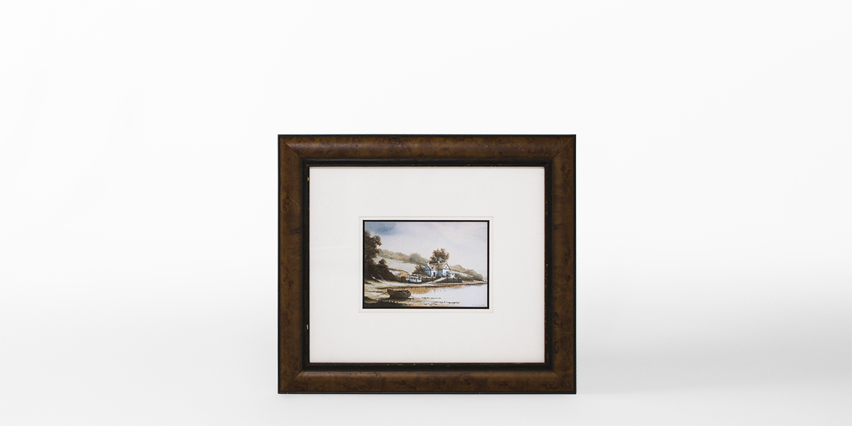 "40.25""w x 35.25""h Landscape Art ART012308"