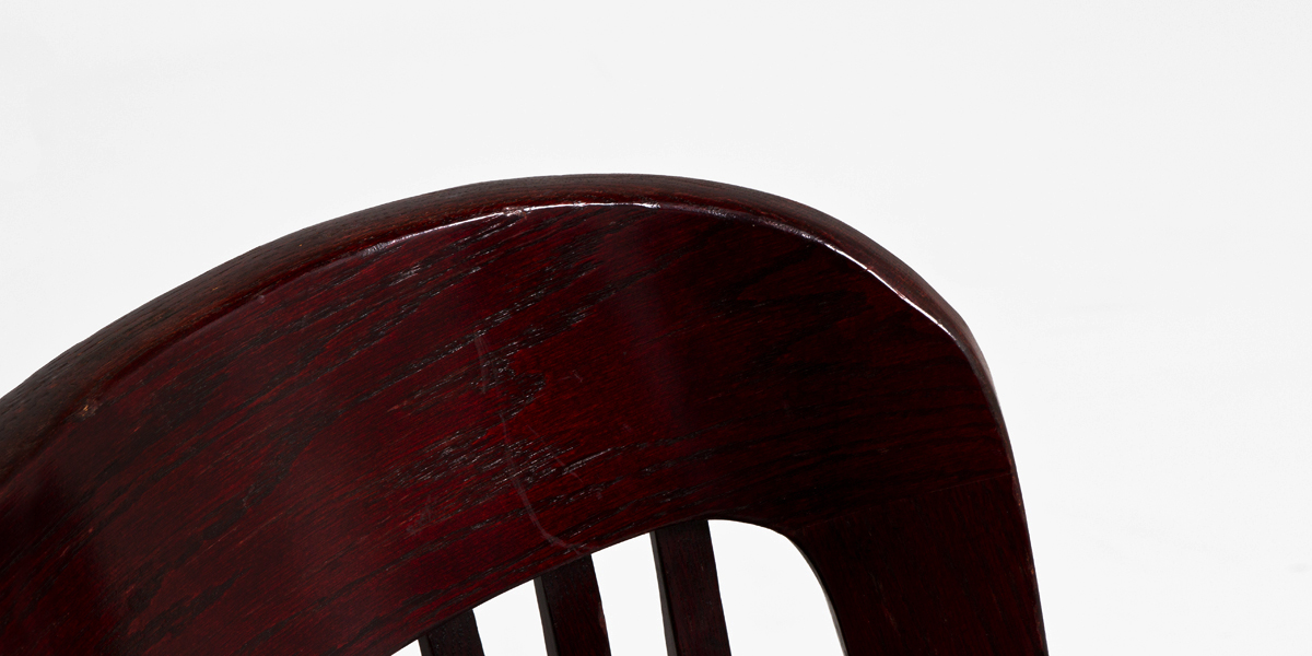 Mahogany Side Chair CHR000565