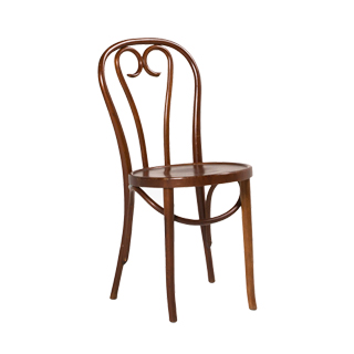 Walnut Bentwood Cafe Chair CHR000578