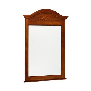 "31.5""w x 47.5""h Mahogany Mirror MIR013300"