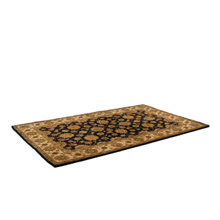 5' x 8' Traditional Patterned Area Rug MIS010513