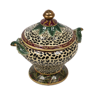 "14""h Ornate Tureen ACC000797"