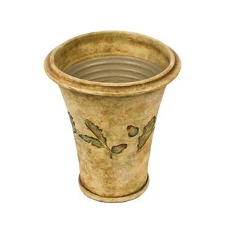 """12""""h Yellow Vase ACC000820"""