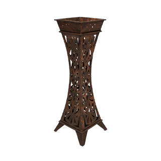 "30""h Copper Vase ACC008219"