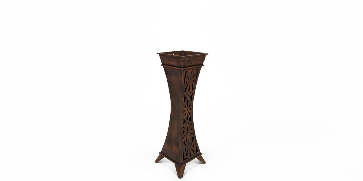 "30""h Copper Vase ACC008220"