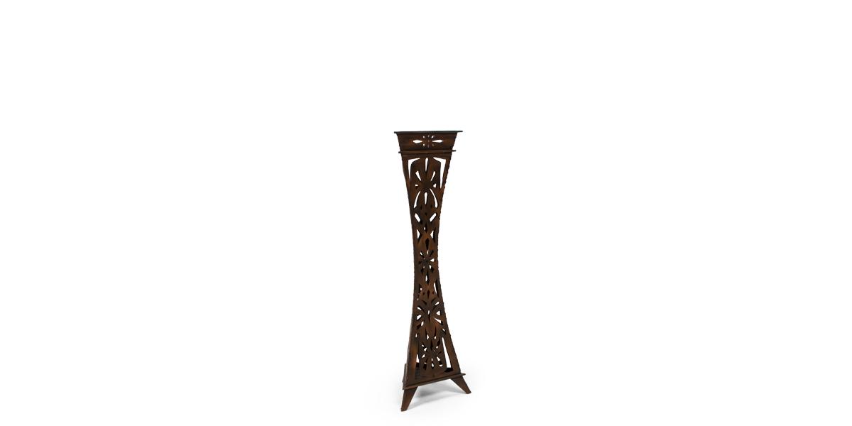 "39""h Copper Vase ACC008221"