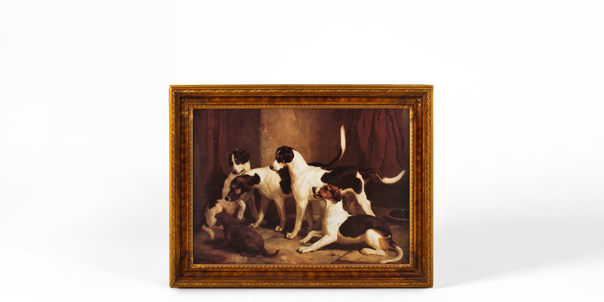 "47""w x 36""h Animal Art ART002300"